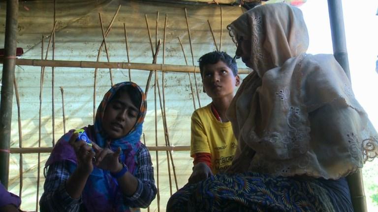 Bangladesh: une alarme anti-viol pour les réfugiées rohingyas