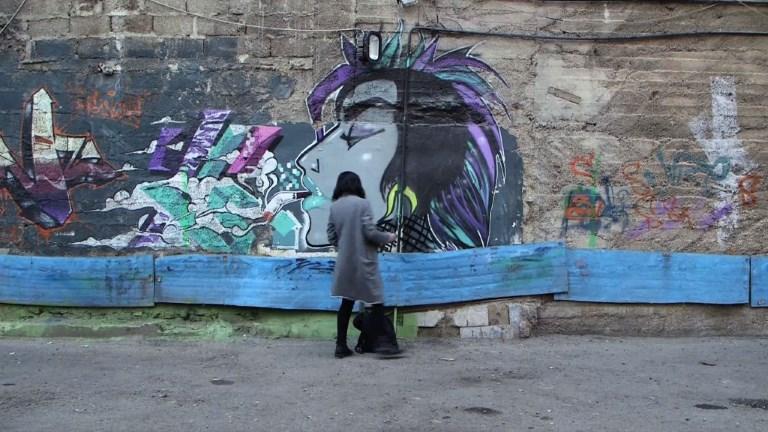 Des graffeurs apportent un supplément d'âme aux murs d'Amman