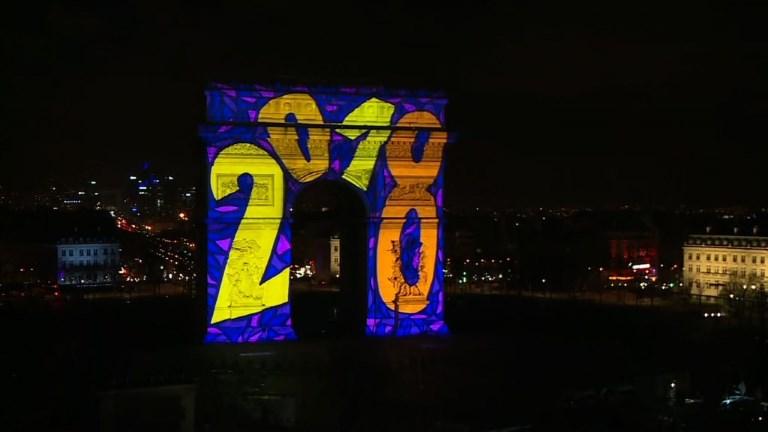 Célébrations du Nouvel An à travers le monde