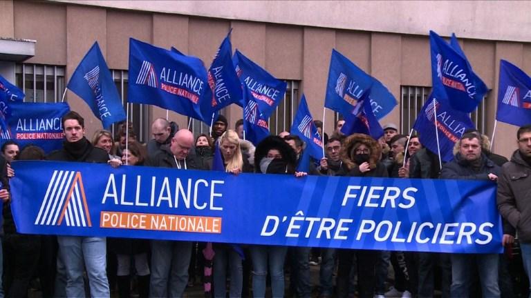 Agression de Champigny-sur-Marne: les policiers furieux