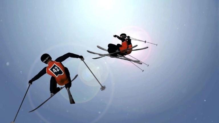 Ski acrobatique