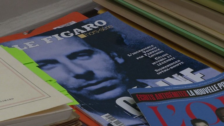 Polémique autour de la réédition des pamphlets de Céline