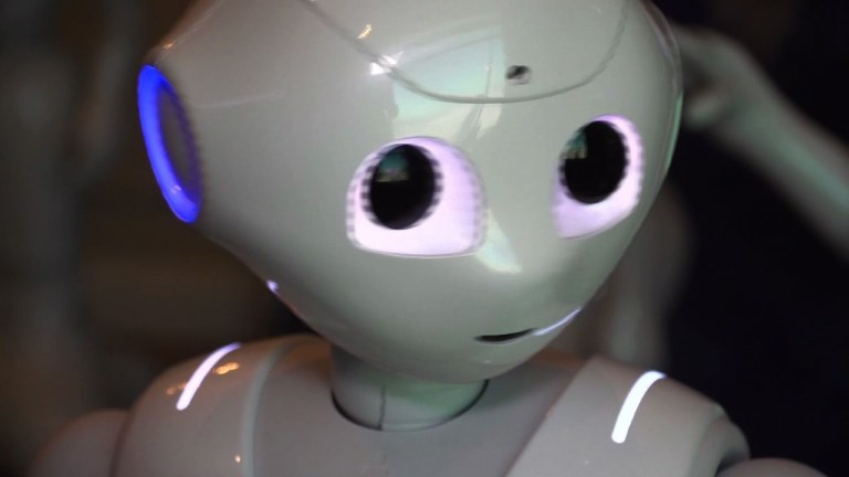 Au CES de Las Vegas, des robots voulant être votre ami
