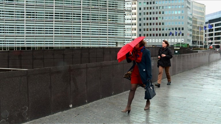 Belgique: le moral en berne après une absence de soleil record
