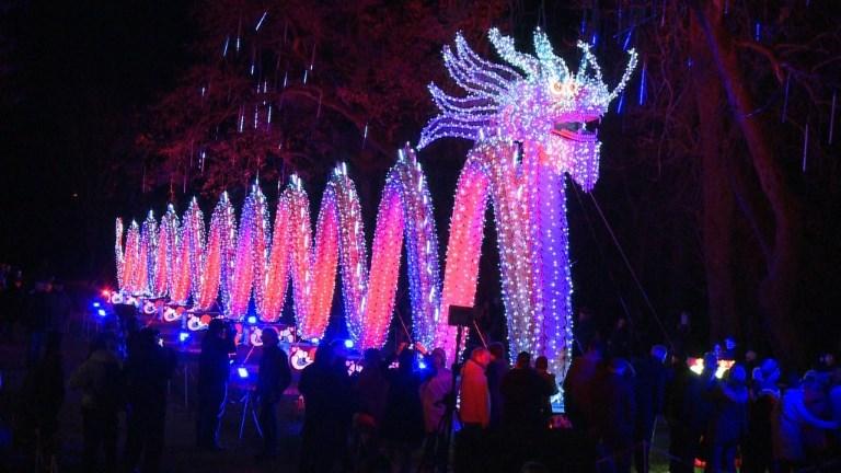 Gaillac accueille un festival des lanternes