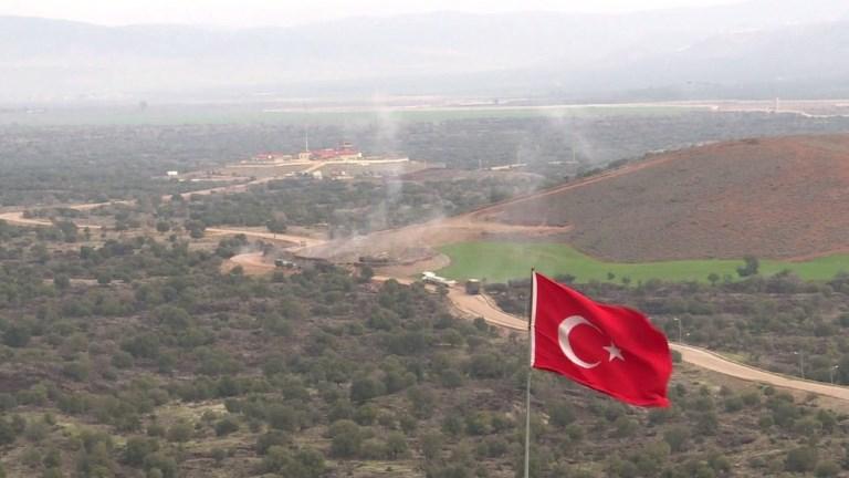 L'opération turque