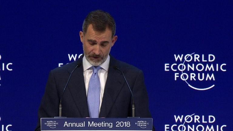 Catalogne : le roi d'Espagne Felipe VI appelle à l'unité