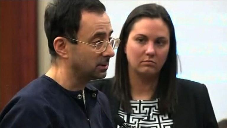 Gymnastique: l'ex-médecin américain condamné à 40 ans de prison