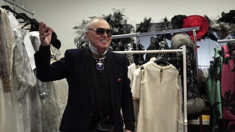 Le Dior soviétique en guerre contre la