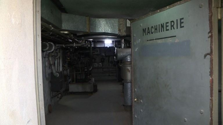 Sous les voies de la Gare de l'Est, un bunker figé dans le temps