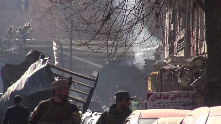 Kaboul: au moins 63 morts dans l'explosion d'une ambulance