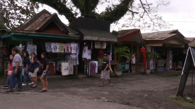 Philippines: le volcan fait des heureux dans le tourisme