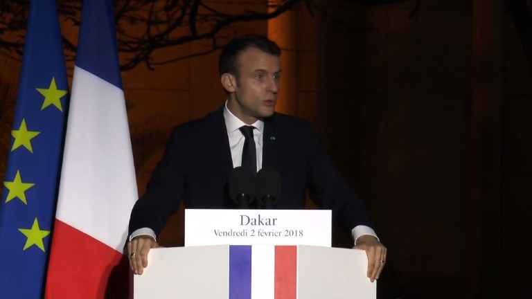 Sénégal: Macron veut protéger Saint-Louis de l'érosion côtière