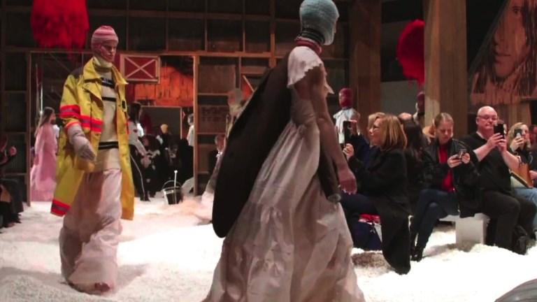 Calvin Klein poursuit son voyage dans l'Amérique des extrêmes