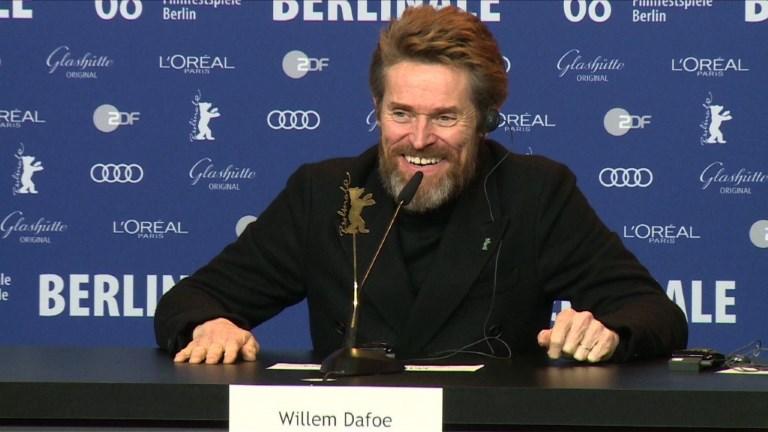 Berlinale: Dafoe