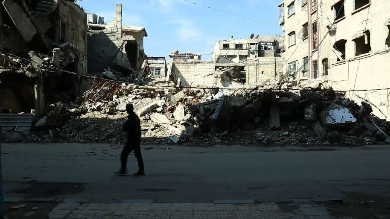 Syrie: situation