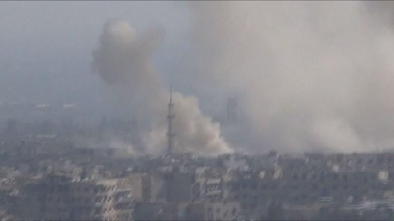 Syrie: nouveaux raids du régime contre un fief rebelle