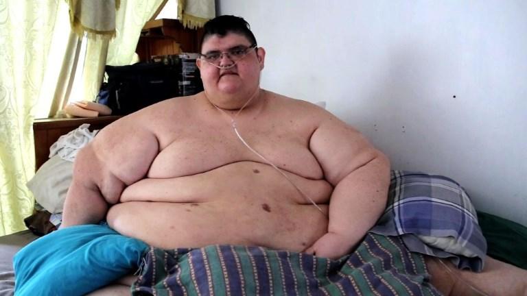 Mexique: L'homme le plus gros du monde a perdu plus de 200 kilos