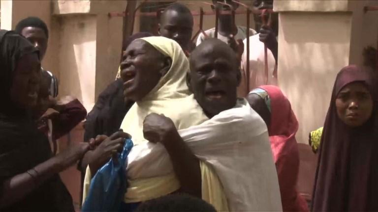 Nigeria/Boko Haram: colère après la disparition de lycéennes