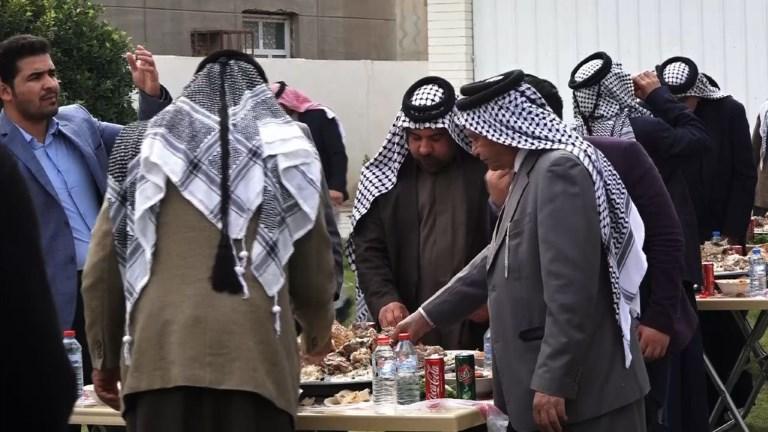 Al Anbar, Irak: impossible de dormir à l'hôtel, tradition oblige