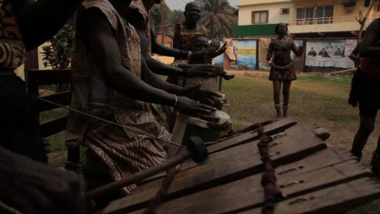 En Centrafrique, un ballet pour retrouver l'unité nationale perd