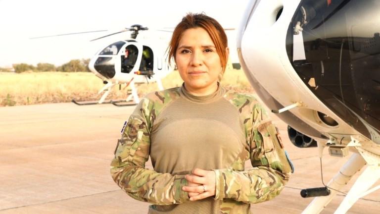 Journée internationale des femmes: portrait d'une pilote