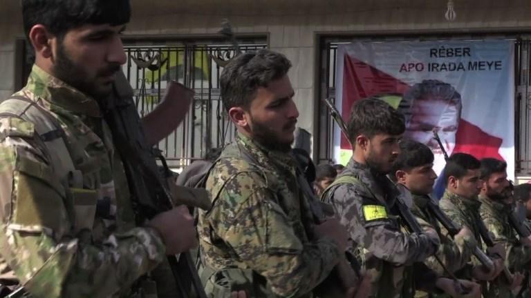 Syrie: des Kurdes abandonnent la lutte anti-EI pour Afrine