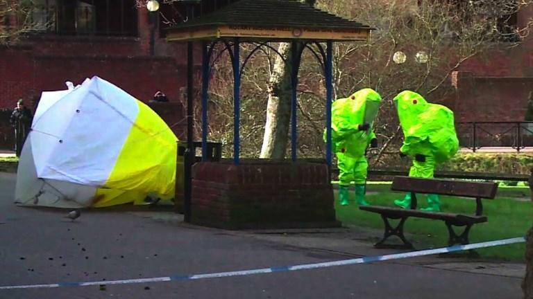 Ex-espion empoisonné: les habitants de Salisbury sous le choc