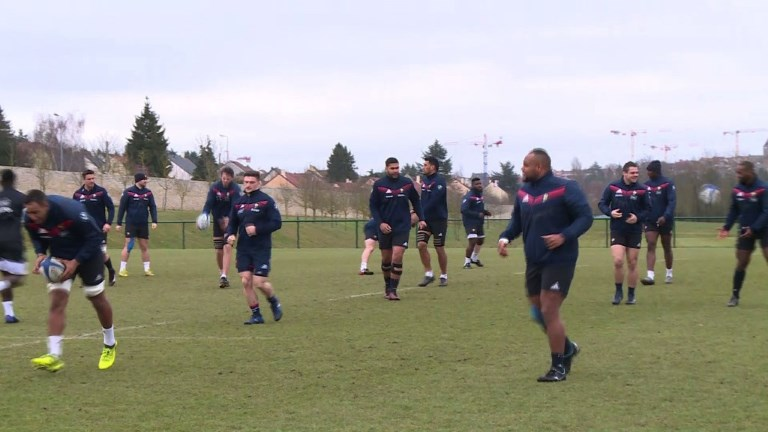 Rugby/Six Nations: Trinh-Duc titulaire contre l'Angleterre