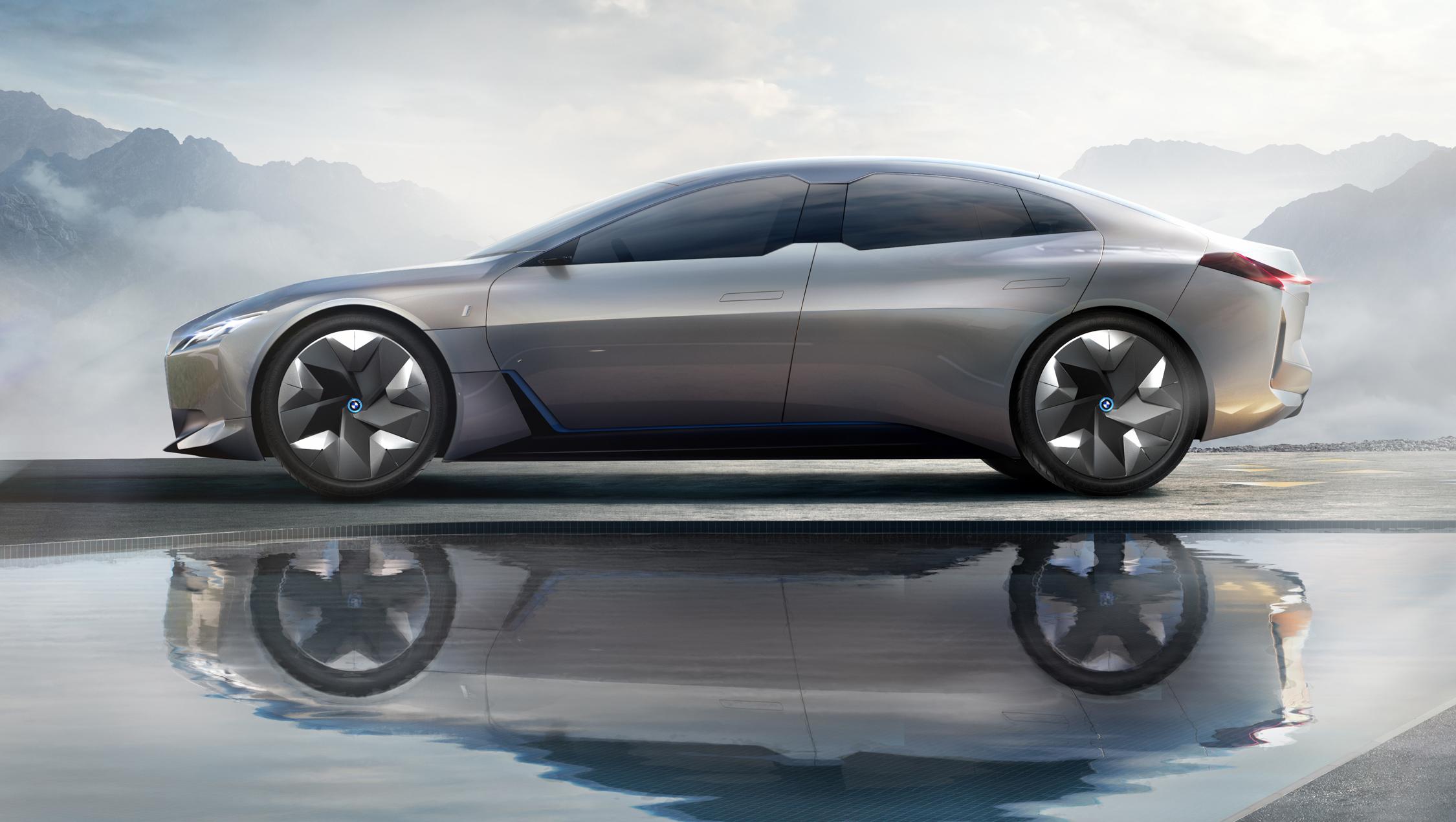 BMW iVision Dynamics, base de la future BMW i4