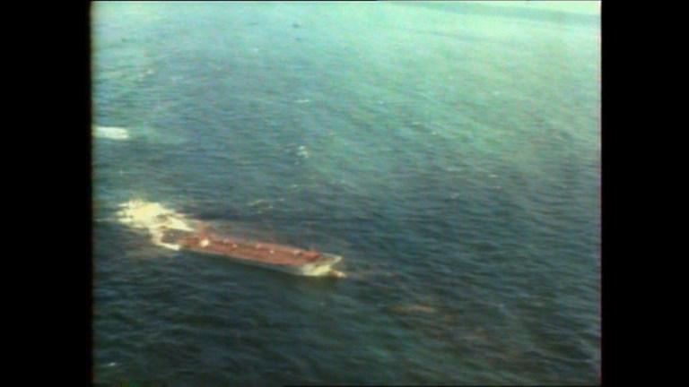 ARCHIVES Il y a 40 ans, l'Amoco Cadiz s'échouait en Bretagne
