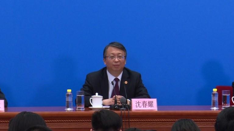 Chine: Xi Jinping obtient son ticket pour une présidence à vie