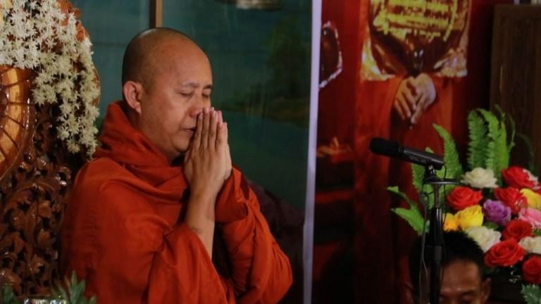 Wirathu, la voix du nationalisme bouddhiste birman
