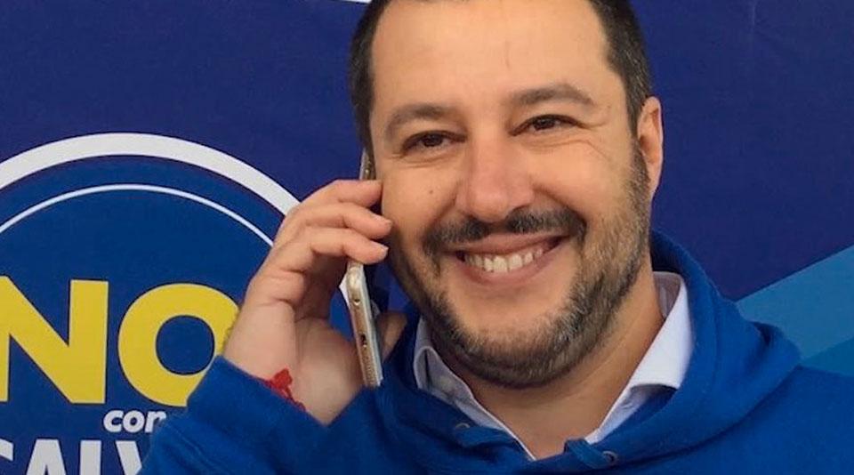Instagram Mateo Salvini