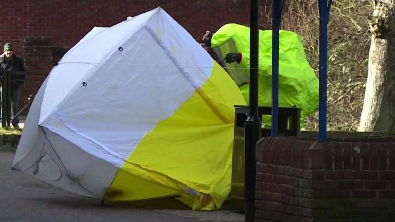 ARCHIVES/Salisbury: Lieux liés à l'empoisonnement de Skripal