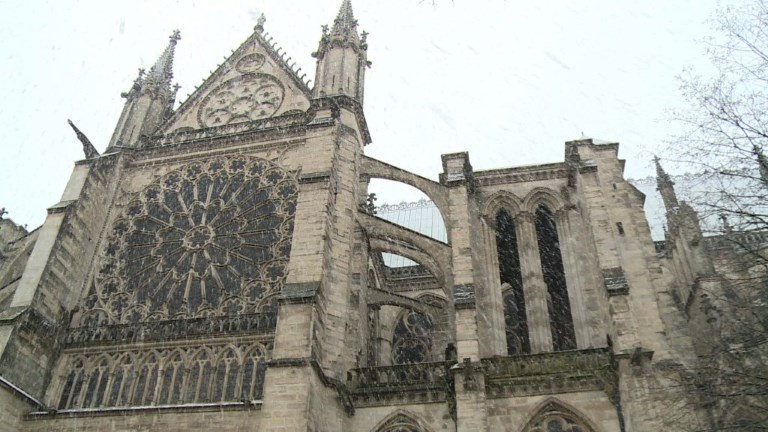 Basilique Saint-Denis: lancement du