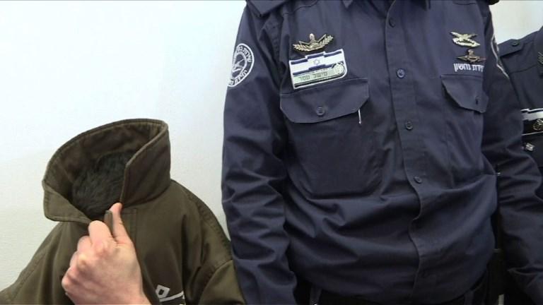 Israël: un Français inculpé pour trafic d'armes