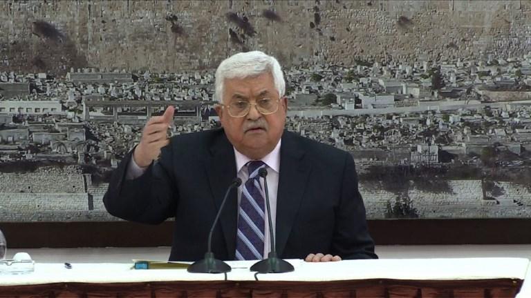 Abbas traite l'ambassadeur US en Israël de
