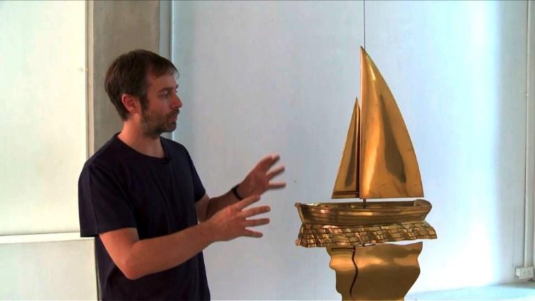 Leandro Erlich, maître argentin de l'illusion d'optique