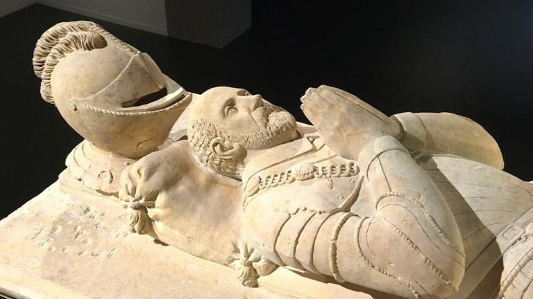 Restauré, le cénotaphe de Montaigne retrouve sa superbe
