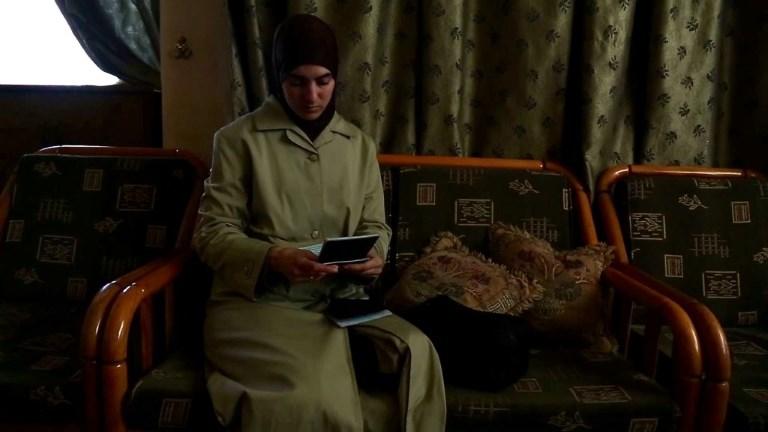 Syrie : sous les bombes, une Américaine témoin de la guerre