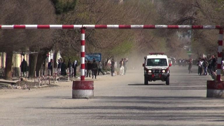 Afghanistan: au moins 26 morts dans un attentat à Kaboul