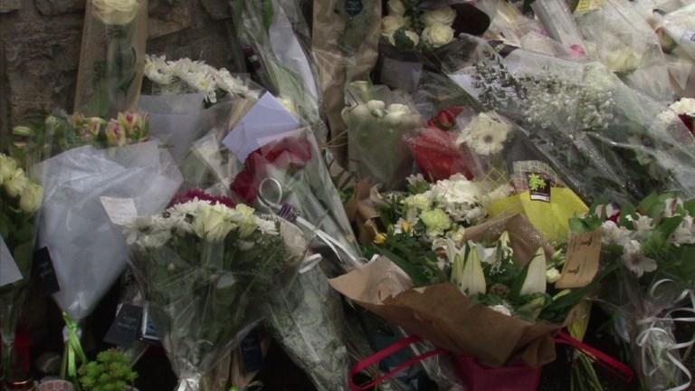 Carcassonne: les hommages au gendarme