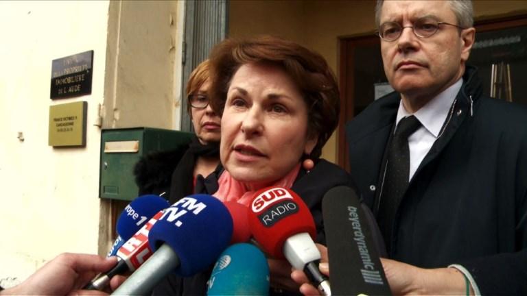 Aude: visite de la déléguée à l'aide aux victimes