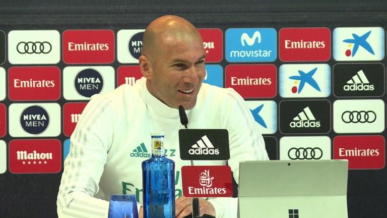 Zidane au Real l'an prochain?