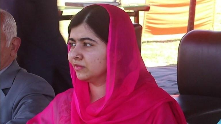 Pakistan: la prix Nobel Malala de retour dans sa vallée natale