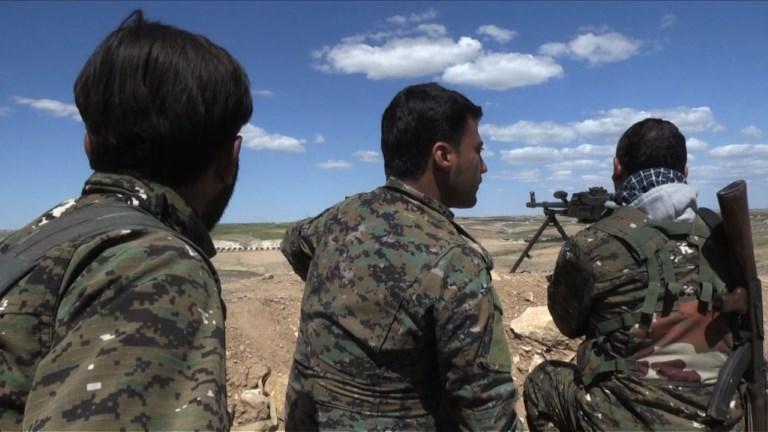 Syrie: alerte maximale à Minbej