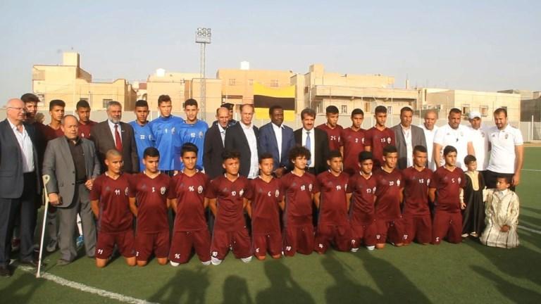 Libye:vers une fin de l'interdiction des matches internationaux?
