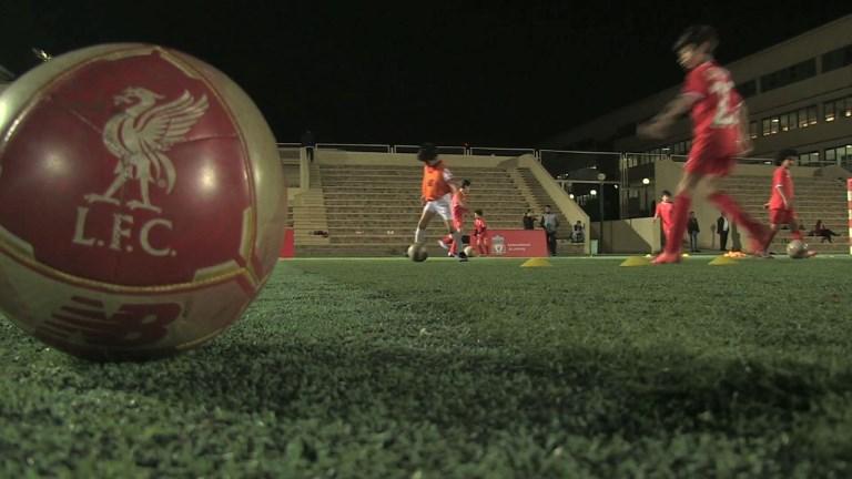 Au Caire, une académie d'élite pour les Mohamed Salah en herbe