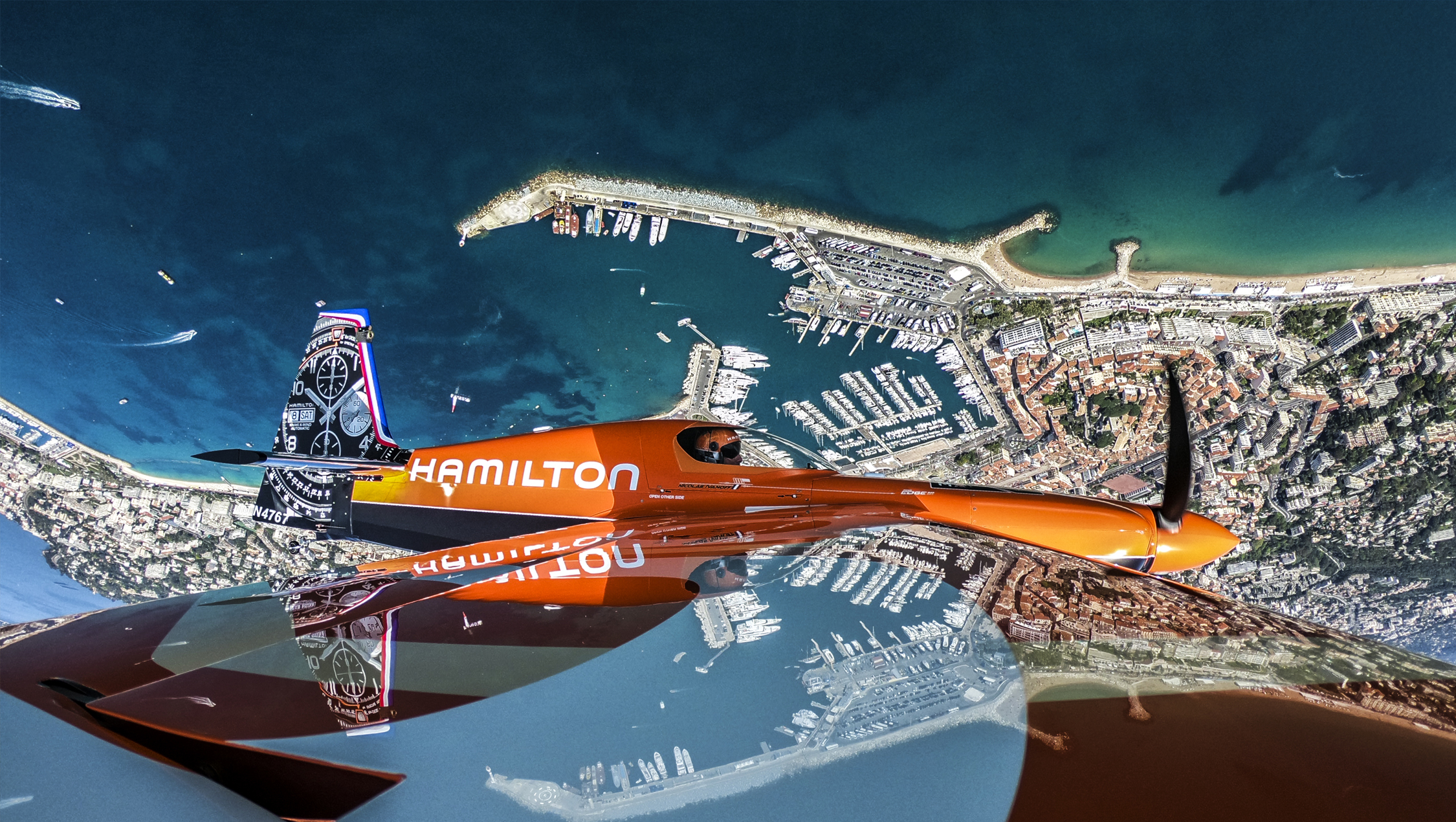 Red Bull Air Race Cannes 2018 -